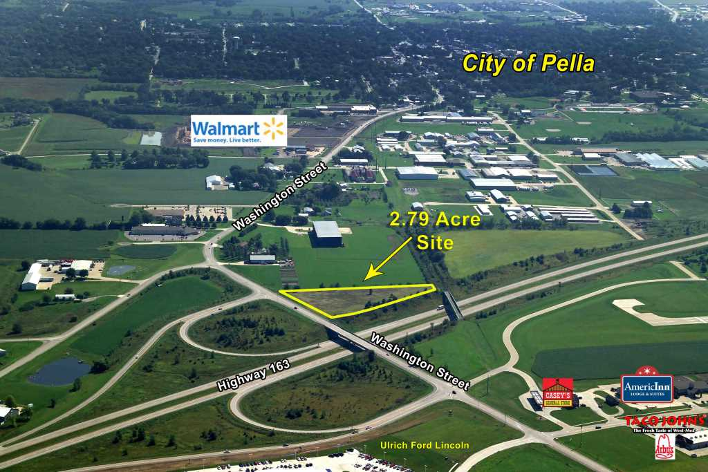 Development Land - Pella (Hwy 163) - BBG
